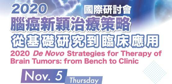 2020 De Novo Strategies for Therapy of Brain Tumors: from Bench to Clinic